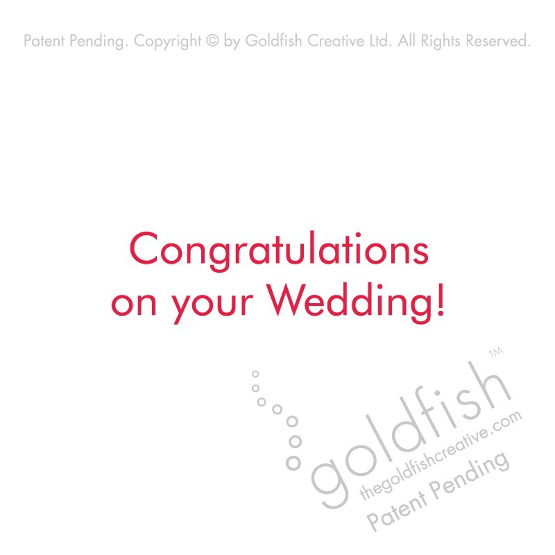 Congrats On Your Wedding: Congratulations On Your Wedding!